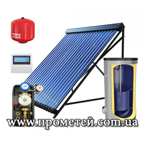 Солнечная система для ГВС Altek на 300 литров