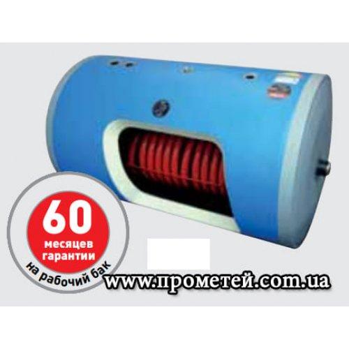 Бойлер косвенного нагрева горизонтальный Galmet SpiroLine 200