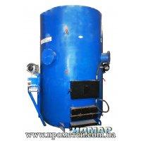 Парогенератор на твердом топливе Идмар СБ 350 кВт (500 кг/ч)