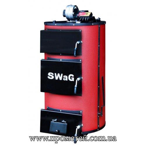 Твердотопливный котел SWaG Classic 40