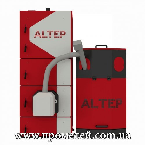 Пеллетный котел Altep DUO UNI PELLET 75