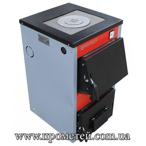 Твердотопливный котел Protech ТТП 12 D Luxe