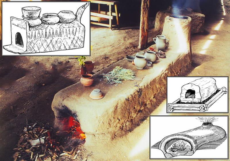 Печь ариев