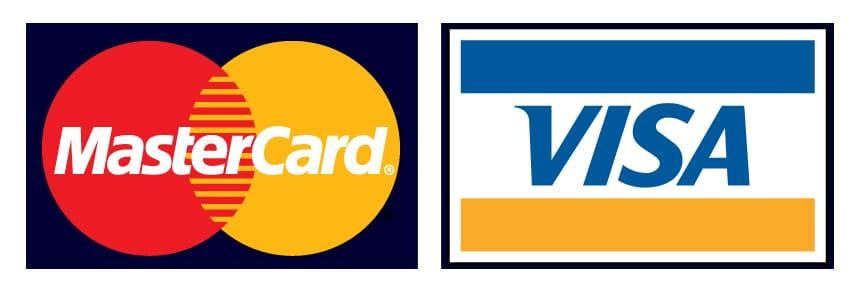 Оплата Visa & MasterCard